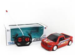 1:18 R/C Racing Car 4Ways(2C) toys