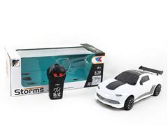 1:18 R/C Car 2Ways W/L toys