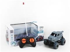 R/C Cross-country Car 4Ways W/L(2C) toys