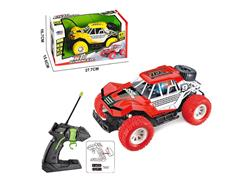 1:18 R/C Car 4Ways W/Charge(2C) toys