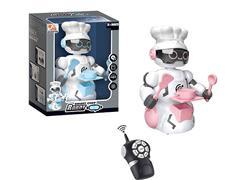 R/C Intelligent Robot(2C) toys