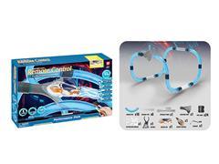 R/C Pipeline Rail Car toys