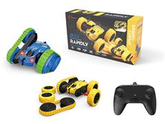 R/C Stunt Car 4Ways W/L(2C) toys