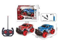 R/C Car 4Ways W/L_Charge(2C) toys