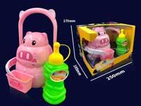 B/O Bubble Machine W/L