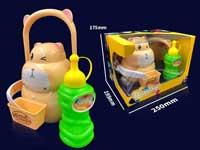 B/O Bubble Machine W/L toys