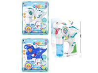 B/O Bubble Dinosaur with Light Music(2Color) toys