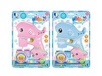 B/O Bubble Whale W/L_M(2C) toys