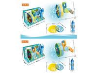 B/O Bubble Gun(2C) toys