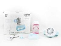 B/O Bubble Watch Fan(4C) toys