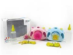 B/O Bubble Camera W/L_M(2C) toys