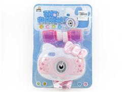 B/O Bubble Camera(2C) toys