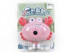 螃蟹电动泡泡相机