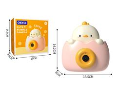 B/O Bubble Camera W/M toys