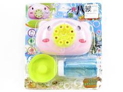 B/O Bubble Camera W/L_M toys