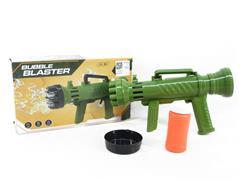 B/O Bubble Gun(3C) toys