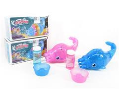 B/O Bubble Machine W/L(2C) toys