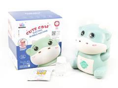 B/O Bubble Cow toys