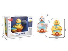 S/C Chicken W/L_M(2C) toys
