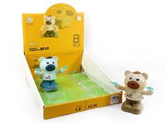 S/C Bear W/L_M(8in1) toys
