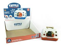 S/C Induce Pet Cattle(6in1) toys