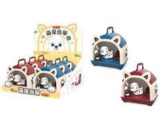 S/C Dog W/S(6in1) toys