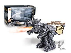 S/C Projection Battle Dragon W/L_S toys