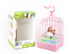 S/C Birdcage toys