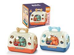 S/C Induce Pet Cattle(2C) toys
