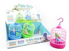S/C Birdcage(6in1) toys
