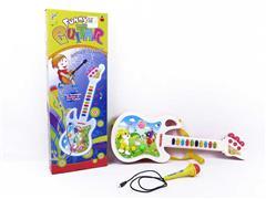 Guitar W/L_M & Microphone(2C)