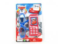 Mobile Telephone & Glass