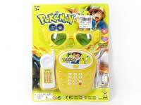 Telephone W/L_M & Glasses(3S)