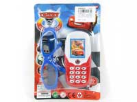Mobile Telephone W/L & Glass