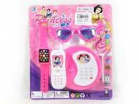 Telephone W/L_M & Watch & Glasses(2S2C)