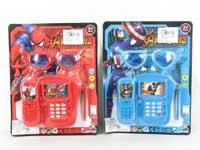 Telephone W/L_M & Glasses(4S3C)