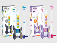Guitar and Microphone(2Color) toys