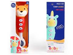 Fluffy Soothing Stick W/L_M toys