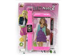 Mobile Telephone & Watch toys
