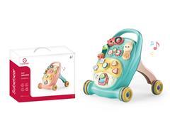 Baby Walker Set W/M toys