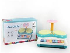 Jazz Drum Set W/M_IC toys