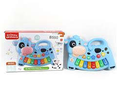 Letter Study Piano(2C) toys