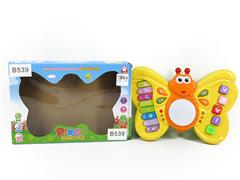 Letter Study Piano toys