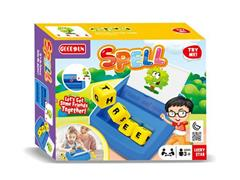 Spelling Learning Machine toys