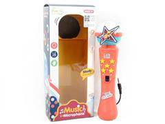Microphone toys