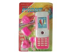 Mobile Telephone W/L & Beauty Set toys