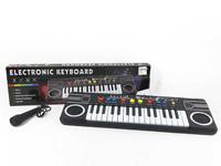32Key Electronic Organ W/Microphone toys