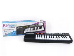 32Key Electronic Organ W/M_IC toys