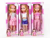 18inch Doll W/IC(3S)