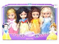 10inch Doll W/M(4in1)